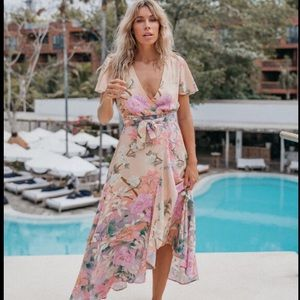 Spell Lily Maxi dress
